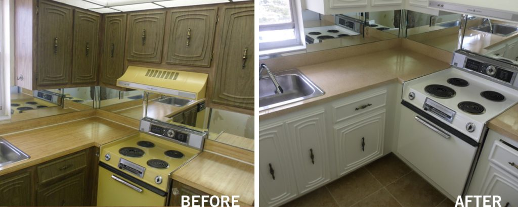 kitchen cabinet refinishing boynton beach