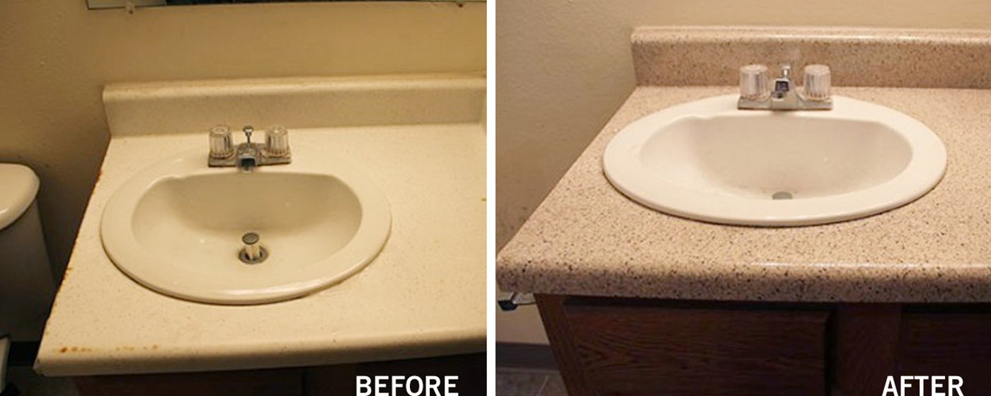 tubs and how to refinish a bathroom countertop reflective, textured wall