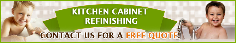 kitchen cabinet refinishing contact