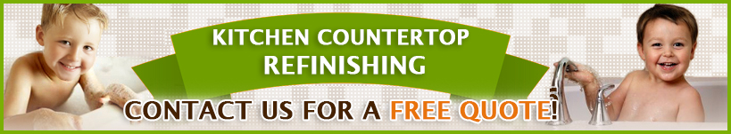 kitchen countertop refinishing contact