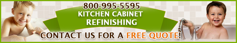 cabinet refinishing & painting miami beach & hialeah