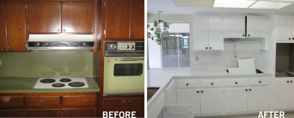 kitchen cabinet resurfacing pompano beach