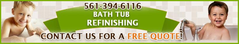 Bathtub Refinishing Palm Beach Gardens