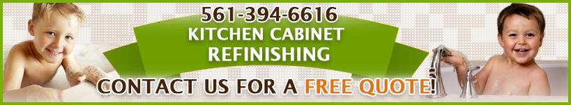 Cabinet Refinishing North Palm Beach